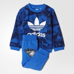 Костюм спортивный детский I TKO CREW Adidas BJ8494