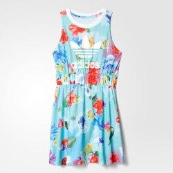 Платье детское J FLWR DRESS Adidas BK2036