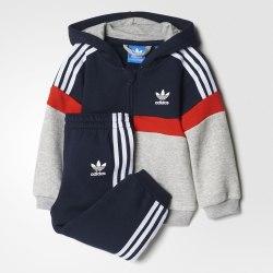 Костюм спортивный детский I TRF FL HFL Adidas BK5745