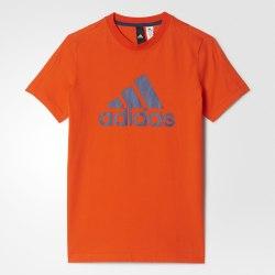 Футболка детская YB LOGO TEE Adidas BR1022