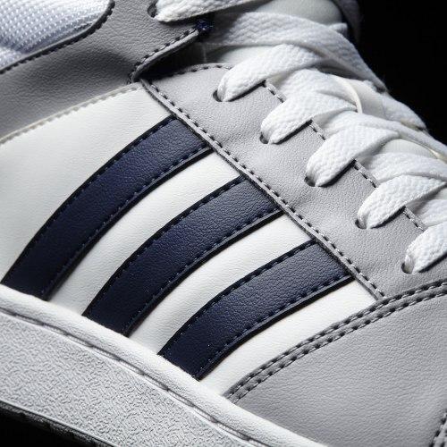 Кроссовки высокие мужские VS HOOPS MID Adidas B74502