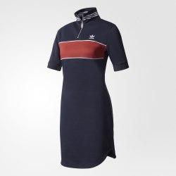 Платье женское HI NECK DRESS Adidas BJ8168