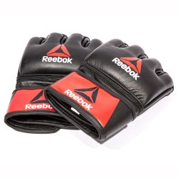 Перчатки для единоборств LMMA Glove M Reebok BH7249