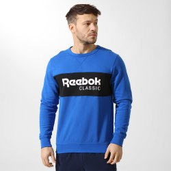Джемпер мужской LF ARCHIVE STRIPE CREW Reebok CD1584