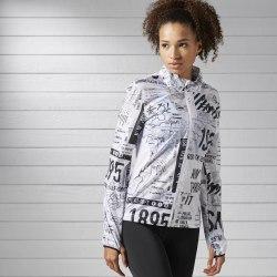 Ветровка для бега женская OSR WOVEN JKT Reebok S99829