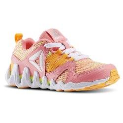 Кроссовки для фитнеса детские ZIG BIG N FAST FIRE Reebok BD3917
