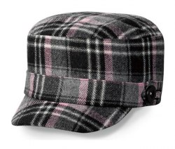 Шапка Amanda Black Plaid Dakine 8640-115-10