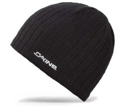 Шапка RIBBED PINLINE black Dakine 8680-009