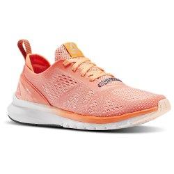 Кроссовки для бега женские PRINT SMOOTH CLIP ULTK Reebok BS5136