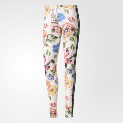 Леггинсы женские FLORALITA TIGHT Adidas BR5116