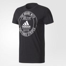 Футболка мужская ADIDAS BADGE Adidas CD9106