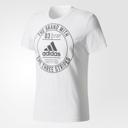Футболка мужская ADIDAS BADGE Adidas CE6230
