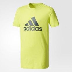 Футболка детская YB LOGO TEE Adidas CE8769