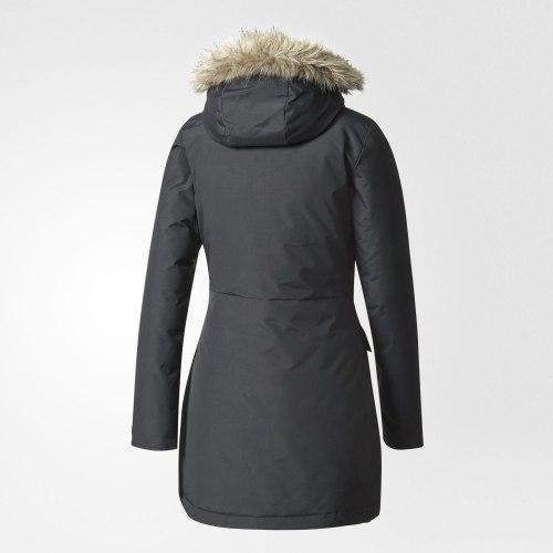 Парка утепленная женская Adidas BQ6803 (последний размер)