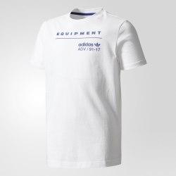Футболка детская J EQT TEE Adidas BQ3989