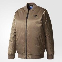 Куртка-бомбер женская MID BOMBER Adidas BQ7447