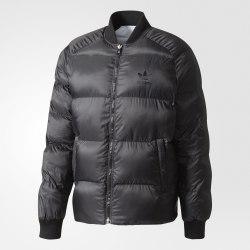 Куртка двусторонняя утепленная мужская SST JACKET Adidas BR4798