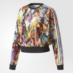 Свитшот укороченный женский PASSAREDO SWEAT Adidas BR5154