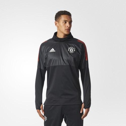 Реглан мужской MUFC EU HYB TOP Adidas BS4331 (последний размер)