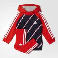 Костюм спортивный детский I L HOOD SET Adidas BJ8452