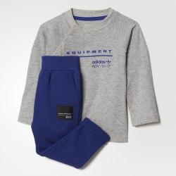 Костюм спортивный детский I EQT SET Adidas BQ4342