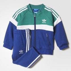 Костюм спортивный детский I TRF FL SST N Adidas BQ4406