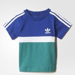 Футболка детская I TRF FL TEE Adidas BQ4413