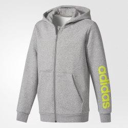 Худи детская YB LIN FZ HOOD Adidas CE8854