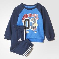 Костюм спортивный детский I SP TERRY JOG Adidas CE9545