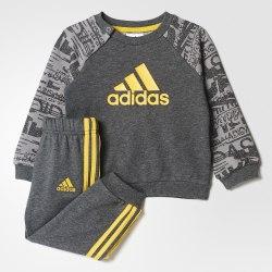 Костюм спортивный детский I ST TERRY JOG Adidas CE9633