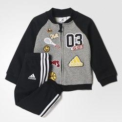 Костюм спортивный детский I FUN JOG FL Adidas CE9729