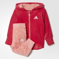 Костюм спортивный детский I VELOUR FZH Adidas CE9745