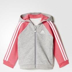 Худи детская I FAV LOG FZH Adidas CE9809