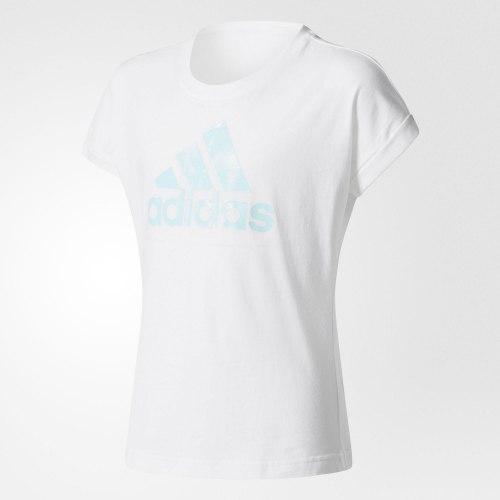 Футболка детская YG LOGO TEE Adidas CF1719 (последний размер)