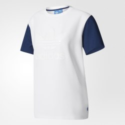 Футболка женская BF TREFOIL TEE Adidas BJ8281
