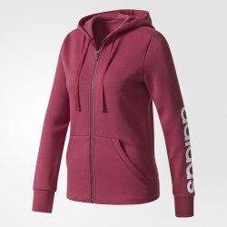 Худи женская ESS LIN FZH FL Adidas BR2448