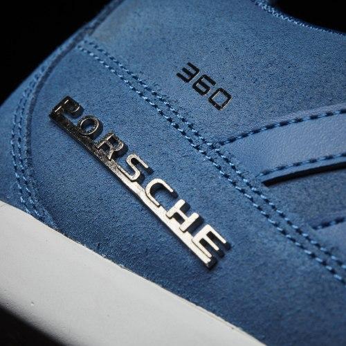 Кроссовки мужские Porsche 360 1.2 suede Adidas BB1163