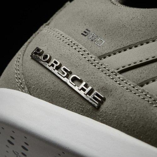Кроссовки мужские Porsche 360 1.2 suede Adidas BB1164 (последний размер)