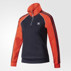 Олимпийка женская HALF-ZIP TT Adidas BJ8146 (последний размер)