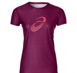 Футболка женская GRAPHIC SS TOP Asics 134105-0290