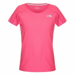 Футболка женская W GO LT GO FST S/S T SS 15 The North Face T0CEE7-V7S