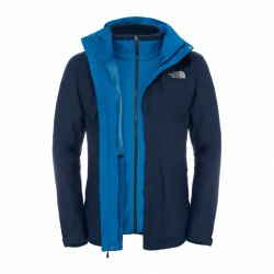 Куртка 3-в-1 мужская Men's Evolution II Triclimate® Jacket AW 16 The North Face T0CG53-H2G