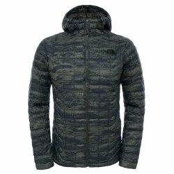 Куртка утепленная мужская Men's ThermoBall™ Hoodie AW 16 The North Face T0CMG9-LAD