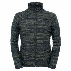 Куртка утепленная мужская Men's ThermoBall™ Full Zip Jacket AW 16 The North Face T0CMH0-LAD
