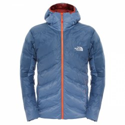 Куртка на пуху мужская Men's FuseForm™ Dot Matrix Hooded Down Jacket AW 15 The North Face T0CRN7-BUR (последний размер)