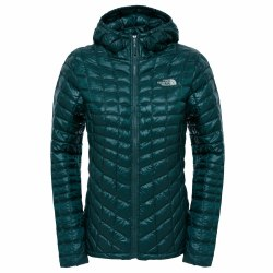 Куртка утепленная женская Women's ThermoBall™ Hoodie AW 16 The North Face T0CUC5-HCD