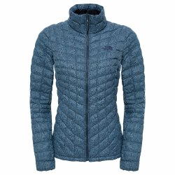 Куртка утепленная женская Women's ThermoBall™ Full Zip Jacket AW 16 The North Face T0CUC6-KPY