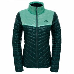 Куртка утепленная женская Women's ThermoBall™ Full Zip Jacket AW 16 The North Face T0CUC6-MRW