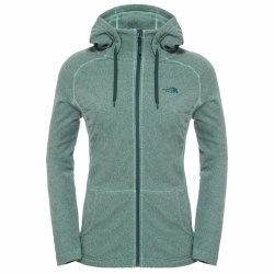 Худи флисовая женская Women's Mezzaluna Full Zip Hoodie AW 16 The North Face T92UAS-LPV