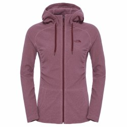 Худи флисовая женская Women's Mezzaluna Full Zip Hoodie AW 16 The North Face T92UAS-LRK